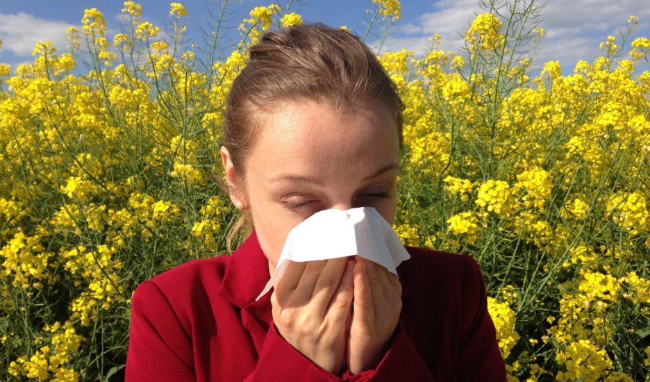 Brace Yourself…It's Allergy Season